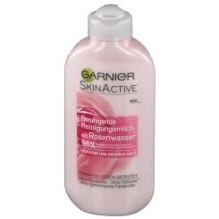 GARNIER Skin Active Reinigungsmilch Rose