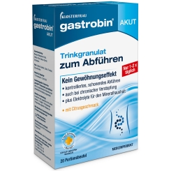 gastrobin® AKUT Trinkgranulat zum Abführen