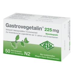 Gastrovegetalin® 225 mg