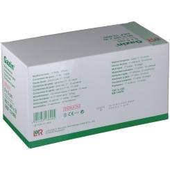 Gazin® Kompresse 5 cm x 5 cm steril 12 lagig