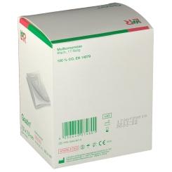 Gazin® Kompresse 7,5 cm x 7,5 cm steril 8 lagig