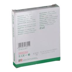 Gazin Kompressen 7,5x7,5cm 8fach steril