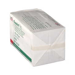 Gazin® Mullkompresse 10 cm x 10 cm unsteril 12 lagig