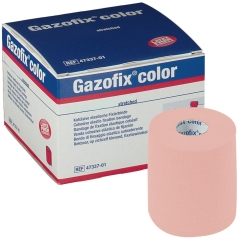 Gazofix® Fixierbinde hautfarben 8 cm x 20 m