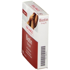 GEHE BALANCE Biotin 5mg N Tabletten