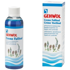 GEHWOL® Creme Fußbad