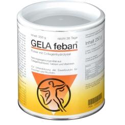 GELA feban® mit Collagenhydrolysat