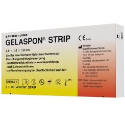 GELASPON® Strip 4 x 1 x 1 cm