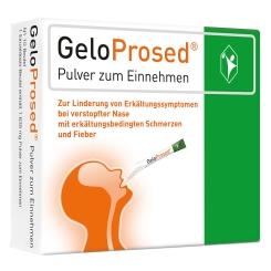 GeloProsed® Pulver zum Einnehmen