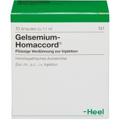 Gelsemium-Homaccord® Ampullen