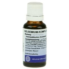 Gelsemium-Komplex-Hanosan