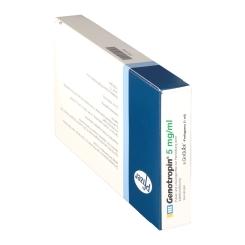 GENOTROPIN 5 mg/ml GoQuick Fertigpen