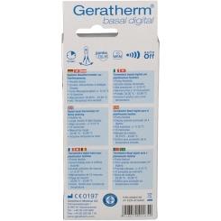 Geratherm® basal digital