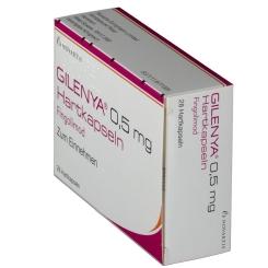 Gilenya 0,5 mg Kapseln