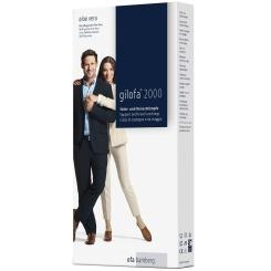 gilofa® 2000 Kniestrümpfe Gr. 2 caramel