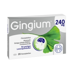 Gingium® 240 mg