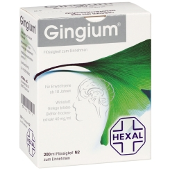Gingium® 40 mg/ml