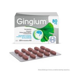 Gingium® 80 mg