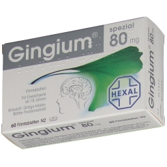 Gingium® spezial 80 mg