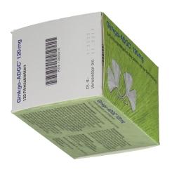 Ginkgo-ADGC® 120 mg