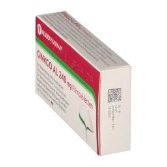 Ginkgo AL 240 mg