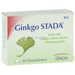 Ginkgo STADA® Filmtabletten