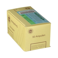 Ginkgobakehl® D4 Ampullen
