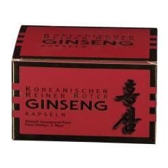 Ginseng Pur Koreanischer Roter Ginseng 300 mg