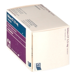 Gliben - CT 3,5 mg Tabletten