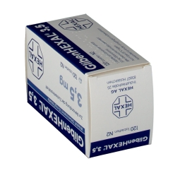 Glibenhexal 3,5 Tabletten