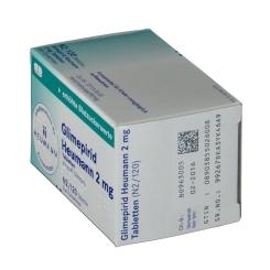 Glimepirid Heumann 2 mg Tabletten