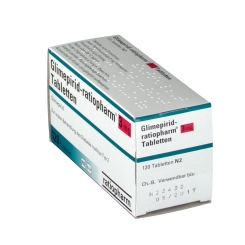 Glimepirid Ratiopharm 3 mg Tabletten