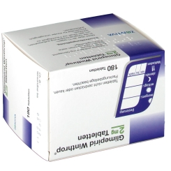 GLIMEPIRID Winthrop 2 mg
