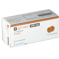 Glivec 100 mg Filmtabletten