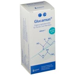 Glucamun® Ergänzungsfuttermittel für Hunde und Heimtiere