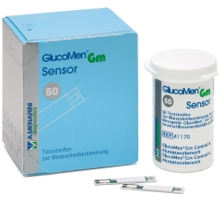GlucoMen® Gm Sensor Teststreifen