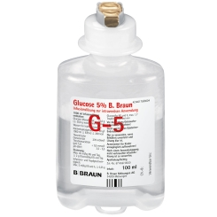 Glucose 5 % B. Braun Ecoflac® plus