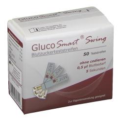 GLUCOSMART® Swing Blutzuckerteststreifen