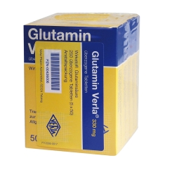 Glutamin Verla® Dragees