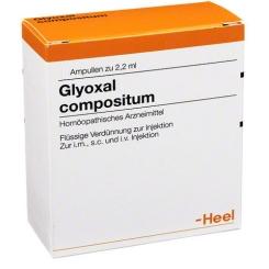 Glyoxal compositum Ampullen