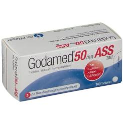 Godamed® 50 mg ASS TAH