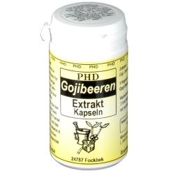 Gojibeeren Extrakt Kapseln
