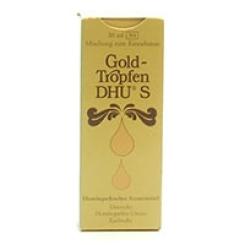Goldtropfen DHU'S Lösung