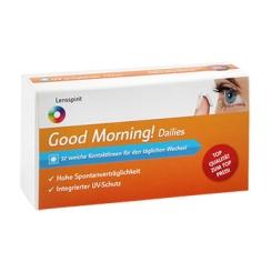 Good Morning! DailiesBC:8,60 DIA:14,20 SPH:+3,50