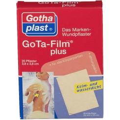 GoTa-FILM plus 3,8 cm x 3,8 cm