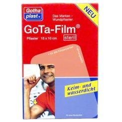 GoTa-Film® steril 15 cm x 10 cm