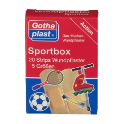 Gothaplast® Sportbox