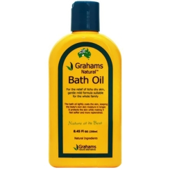 Grahams Natural™ Bath Oil