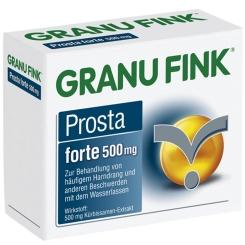 GRANU FINK® Prosta forte 500 mg