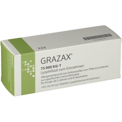 GRAZAX 75.000 SQ-T Lyo-Tabletten